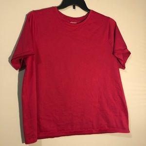 Lands' End - Fuchsia T-shirt - 1X